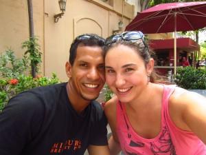 Con mi novio
