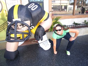 Inflatable Steeler