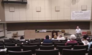 USC lecture theatre