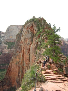 Ridgetop to Angel's Landing