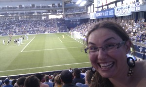 Watching Sporting Kansas City