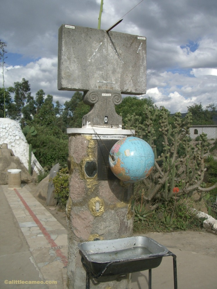 The interactive and informative museum on the equator