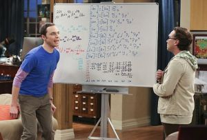 Sheldon would have been horrified at the parents meeting today.