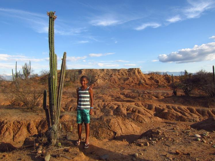 Desierto de Tatacoa, Colombia
